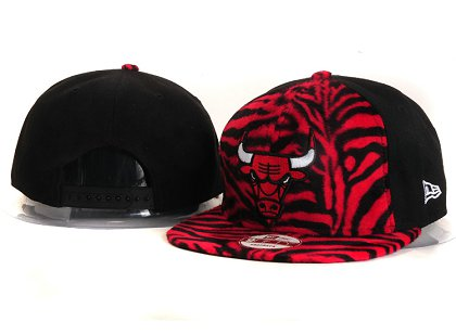 Chicago Bulls New Snapback Hat YS E26